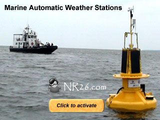 Live Weather Buoys